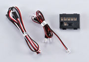 KillerBody LED Light Set 1/10 w/Controller Box (6 LED's)