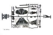 Tamiya TT02 B Parts - Suspension Arm (SP-1528)