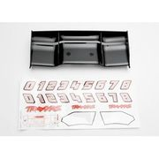 Traxxas Revo Wing Black with Decals
