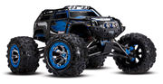 Traxxas Summit 1/10 Scale 4WD Extreme Terrain Monster Truck With 12V 4A Charger(Sininen)