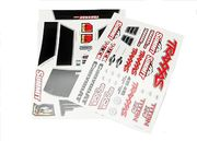 Traxxas Decal Sheet Summit (1/10)