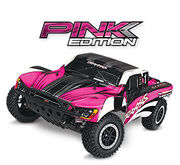 Traxxas Slash 2WD 1:10 RTR Short Course - Pink