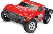 Traxxas Slash 1:10 Scale RTR Electric 2WD Short-Course Truck - Chad Hord Edition - 12V DC Laturi