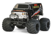 Tamiya RC Lunch Box - Black Edition - 1:12 CW-01 - Rakennussarja