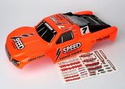 Traxxas Body, Slash 4X4, Robby Gordon  (painted)