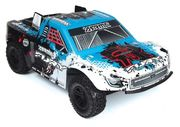 ARRMA Fury 2WD Mega 1/10 Short-Course RTR Blue AR102605