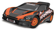Traxxas Rally VXL 1:10 4WD RTR Rally Car - TQi TSM