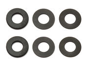 Team Associated RC8B3 Pillow Ball Shims (6)
