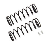 Team Associated Front Springs V2 - White - 5.1 lb/in, L70, 9.25T, 1.6D (2)