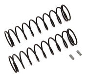 Team Associated Rear Springs V2, gray, 4.2 lb/in, L86, 10.75T, 1.6D