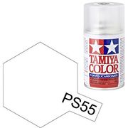 Tamiya 86055 PS-55 Polycarbonate Flat Clear 3 oz