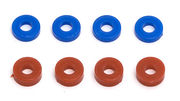 Team Associated Caster/Hub Spacers (8)