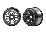 "Traxxas Wheels Black (17mm) 2,8"" (2)"