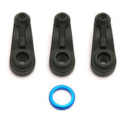 Team Associated Servo Horns For SC10 4x4 (3)