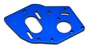 Team Associated Motor Plate For SC10 4x4 - Blue