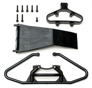 Team Associated Front Bumper Set For SC10 4x4