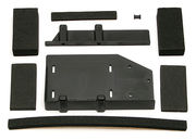 Team Associated Battery Tray Plastic Parts For SC10 4x4