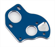 Associated B6.1 Laydown / Layback Motor Plate Aluminum (Blue)