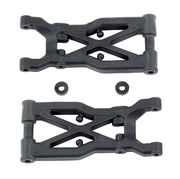 Associated B74 Rear Suspension Arms - Hard