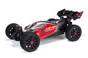 Arrma Typhon 4X4 3S BLX Brushless Buggy Red 1:8 RTR