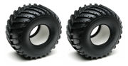 Team Associated Monster GT Tires With Foam Inserts (2)