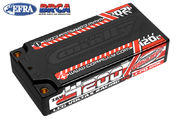 Team Corally Voltax 120C LiPo HV Battery 4200 mAh 7.6V LCG Shorty 2S 4mm Bullit