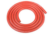 Team Corally Ultra V+ Silicone Wire Super Flexible Red 10AWG 2683 / 0.05 Strands OD› 5.5mm 1m