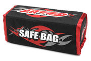 Team Corally Lipo Safe Bag for two 2S Hard Case Batterypacks