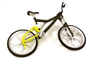 Integy Realistic Alloy Machined Mountain Bicycle For 1/10 Size R/C Model