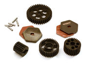 Integy Alloy Machined Transmission Gear Set for TRX-4