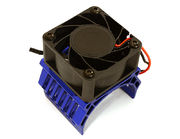 Integy 42mm Motor Heatsink 40 x 40mm Cooling Fan 17k rpm For E-Revo & Summit