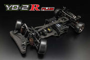 Yokomo YD-2R Plus RWD Drift Car Kit - Graphite Chassis