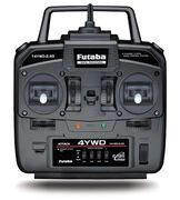 Futaba Radio set ATTACK 4-channel carmix/R214GFE