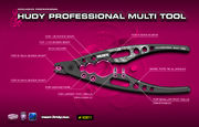 Hudy Professional Multi Tool Pliers