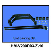 Walkera Skid Landing Set for V200D03