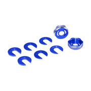 JConcepts RC8B3 SUSPENSION ARM CAP SET