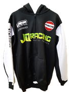 JQRacing Official Factory Team Zipper Pit Hoodie - XL