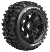 Louise Tires & Wheels B-PIONEER LS Buggy Rear (24mm Hex) (2)