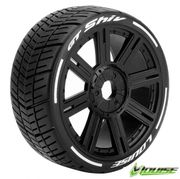 Louise Tires & Wheels GT-SHIV 1/8 GT Soft (MFT) Black (2)