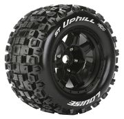 "Louise Tires & Wheels ST-UPHILL 3,8"" Black MFT 1/2-Offset (2)"