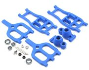 RPM T/E-Maxx True-Track Rear End Kit - Blue