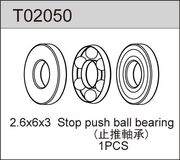 TeamC Stop Push Ball Bearing