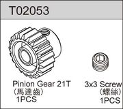 TeamC Pinion Gear 21T