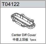 TeamC Center Diff Cover - TM4