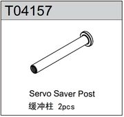 TeamC Servo Saver Post TM4