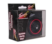 TeamC Aluminium Steering Wheel - Red