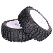 TeamC 1/8 SQ2 Racing Buggy Tyre (2)