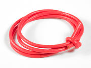 TQ Racing 13 Gauge Wire 100cm - Red - Bulk
