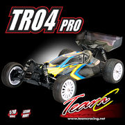 TeamC TR04 Pro 4WD Buggy - Kit