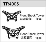 TeamC Front/Rear Shock Tower